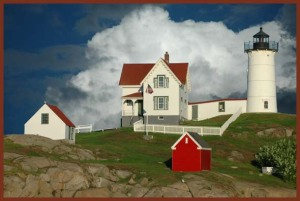 Nubble-Lighthouse